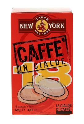 New York Portionen