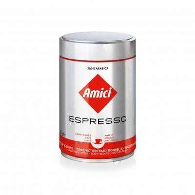 Amici Gemahlen Espresso Dose 250g