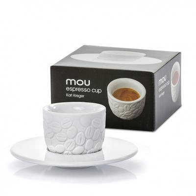 Amici Tassen Espresso MOU Kaffeebohnen 1er