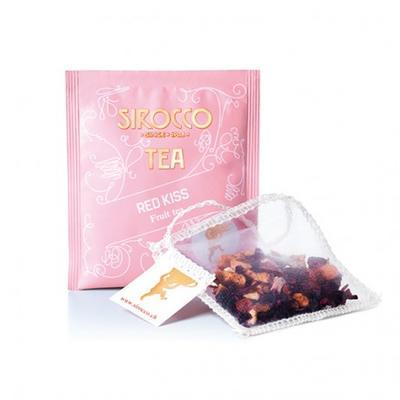 Sirocco Tee Red Kiss - Früchtetee Bio 20er