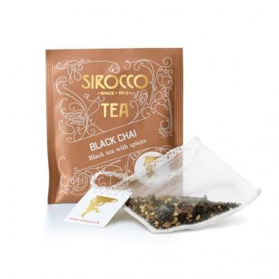 Sirocco Tee Black Chai - Gewürztee Bio 20er