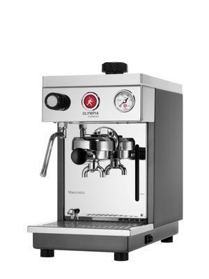 Olympia Express Kaffeemaschine Maximatic anthrazit