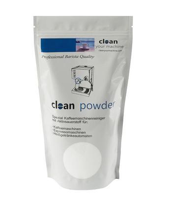 Baristazubehör clean powder Kaffeemaschinenentfetter Pulver 500g