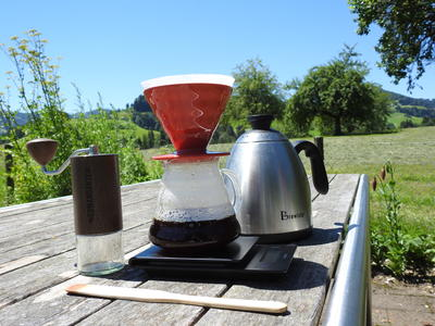 Filterkaffee Kurs am SA 13.03.2021 in Cham