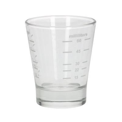 Baristazubehör Shot Glas 15/60ml rund
