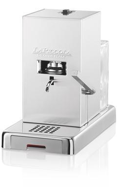 La Piccola Maschine E.S.E. Piccola Inox satiniert