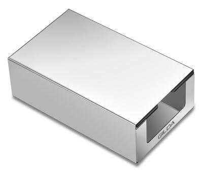 GILDA Box Inox mit integrierter Tamperstation