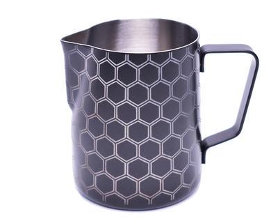 Baristazubehör Milchkännchen Set 350/590ml HONEYCOMB