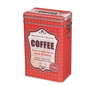 Zassenhaus Kaffee-Vorratsdose rot