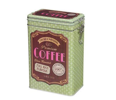 Zassenhaus Kaffee-Vorratsdose grün
