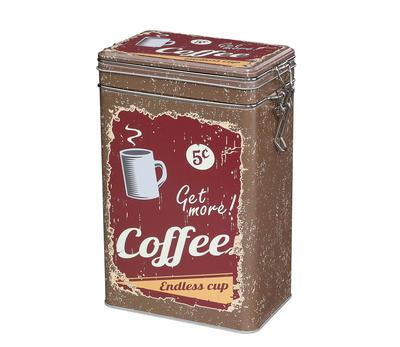 Zassenhaus Kaffee-Vorratsdose braun