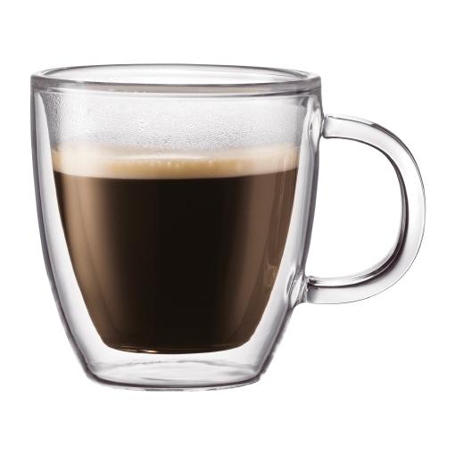 Bodum Bistro Doppelwandglas Tee 0.3L 2 Stück