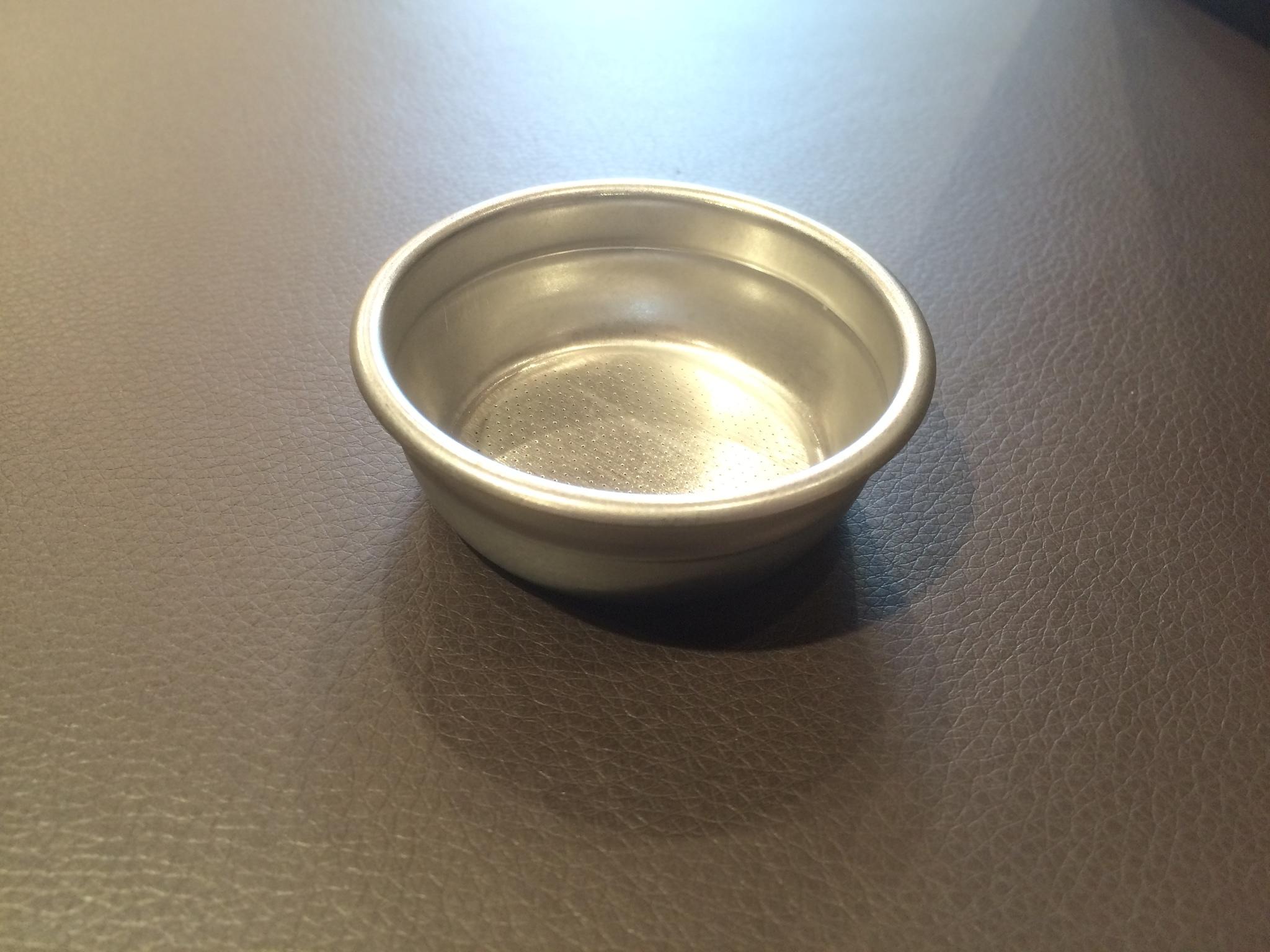 Baristazubehör Sieb 2 Tassen 14g 58mm E61