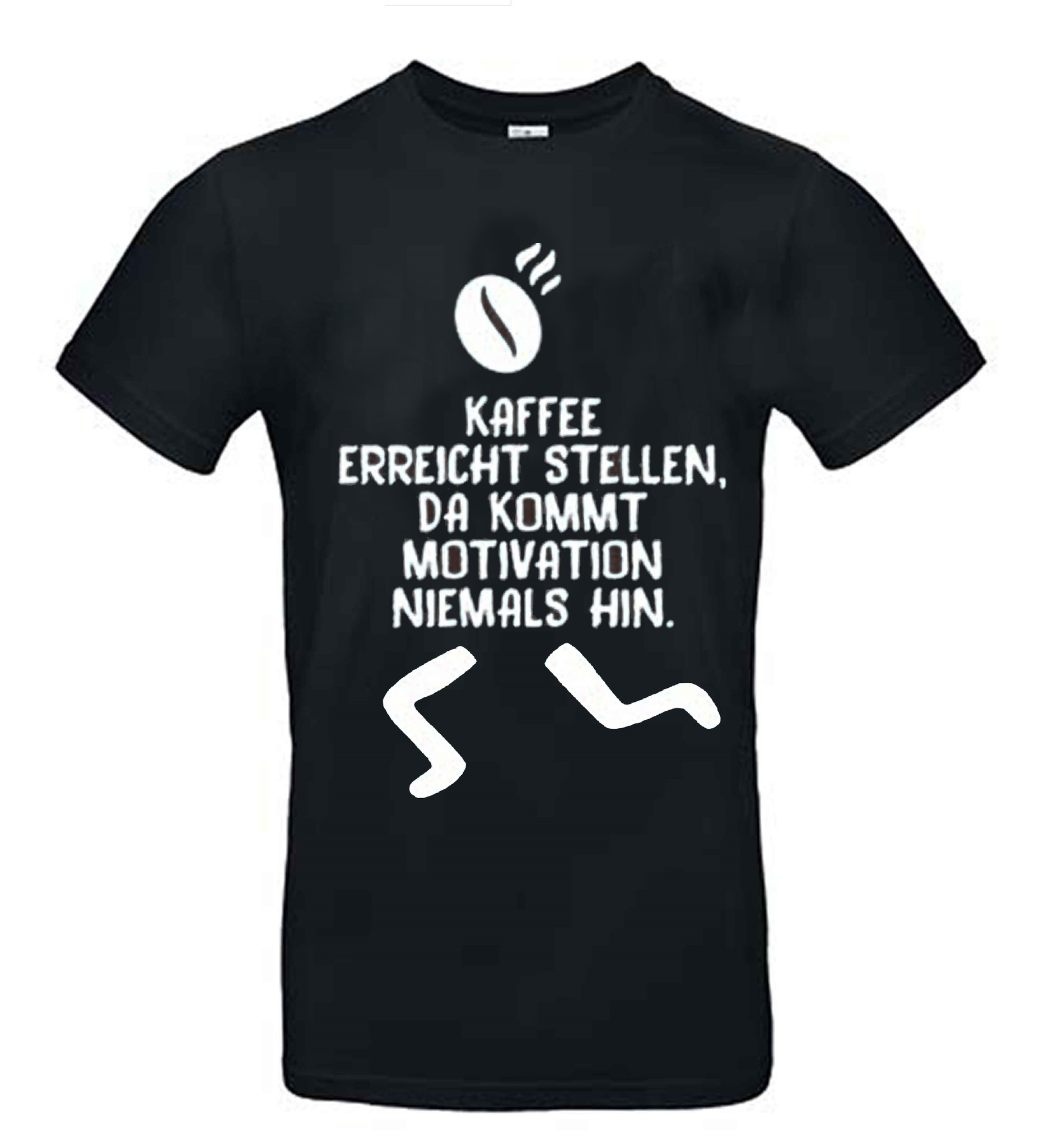 Baristazubehör T-Shirt Schwarz
